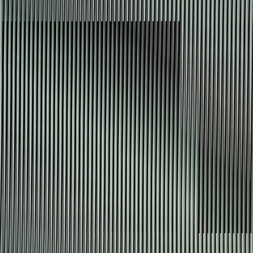 Carlos CRUZ-DIEZ - Estampe-Multiple - Couleur Additive Gris Cuatro