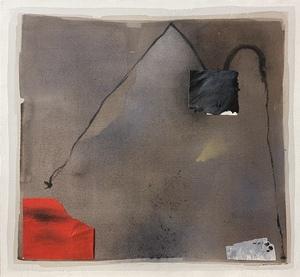 Giuseppe SANTOMASO - Pintura - Untitled