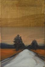 Sigrid NIENSTEDT - Peinture - Allee