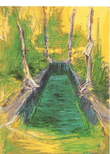 Andrea GOTTI - Pintura - Vasca