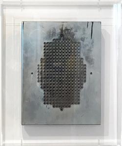 Otto PIENE - Sculpture-Volume - Rasterobjekt