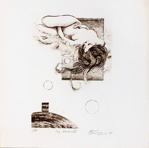 Michael R. WHIPPLE - 版画 - The Monolith