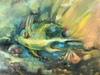 ANY CRISS - Peinture - Sans titre