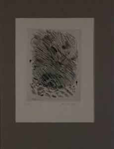 Giulio TURCATO - Druckgrafik-Multiple - Senza titolo da L 'Avanguardia internazionale', vol. 4