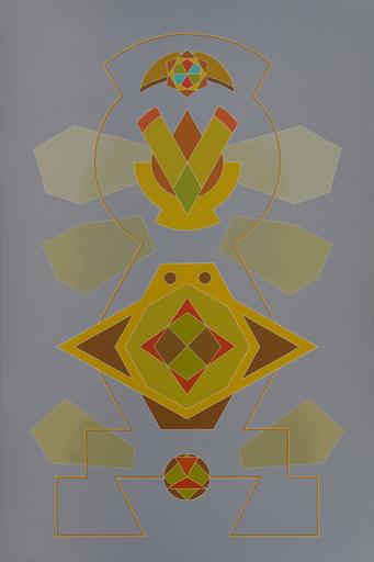 Enrique Rodriguez GUZPENA - Painting - Ramo de agosto