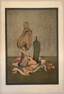 Mikhail CHEMIAKIN - Print-Multiple - Nature morte