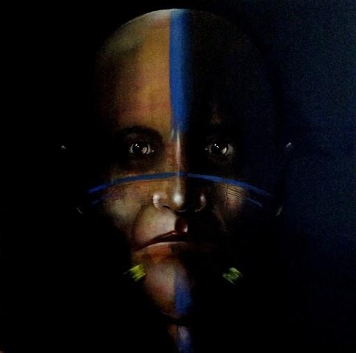 Jean Christophe FISCHER - Pintura - Sans trei 2.6.5