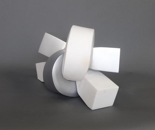 Lluis CERA I BERNAD - 雕塑 - Tenderness Bond