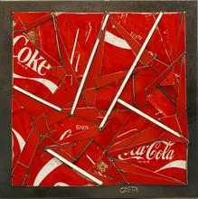 Fernando DA COSTA - Sculpture-Volume - Coca
