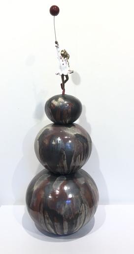 Chantal DE BLOCK - Sculpture-Volume - Clarisse