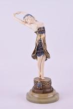 Claire COLINET - Escultura - Dancer