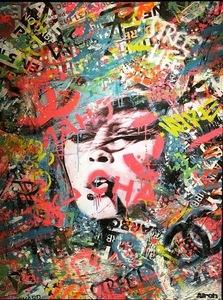AÏROH - Peinture - unforgettable