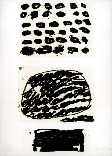 Jannis KOUNELLIS - Druckgrafik-Multiple - Homage to Federico Garcia Lorca