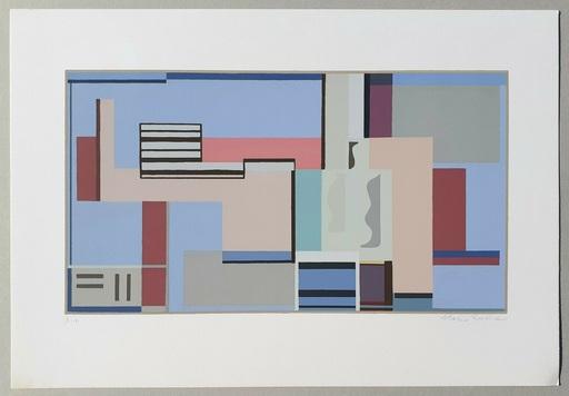 Mario RADICE - Druckgrafik-Multiple - Composizione Tav. 10