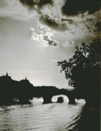 Jacques RITZ - Photo - (bridge in Paris)