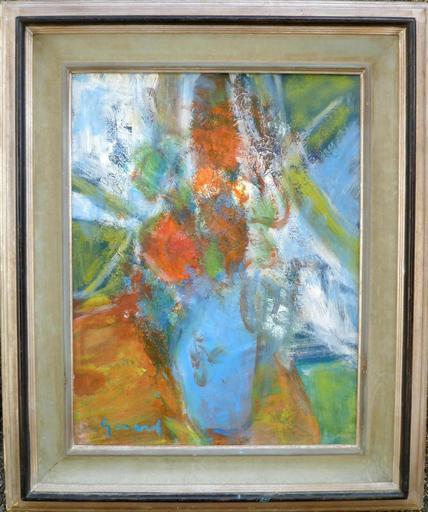 Lydie GÉRARD - Painting - fleurs