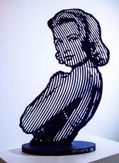 Marcos MARIN - Sculpture-Volume - Grace Kelly