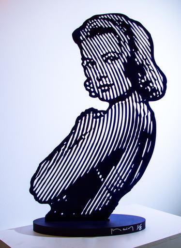 Marcos MARIN - 雕塑 - Grace Kelly