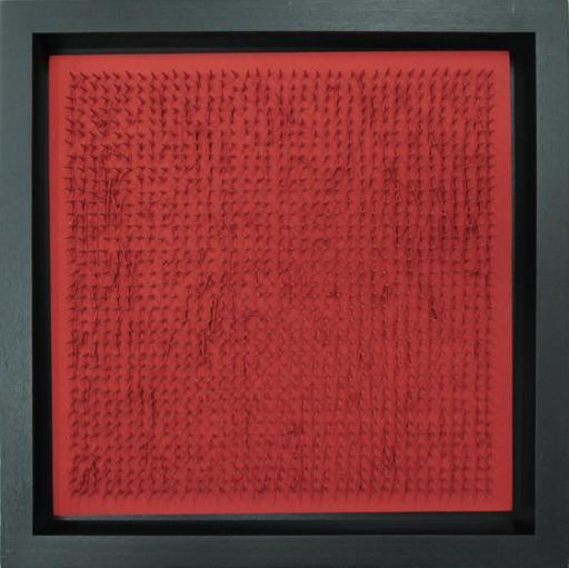 Bernard AUBERTIN - Pintura - Tableaus Clous