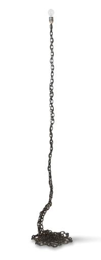 Franz WEST - Sculpture-Volume - Privat-Lampe des Künstlers II