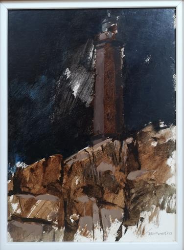Xoan Manuel GUERREIRO - Pintura - Faro Vilán