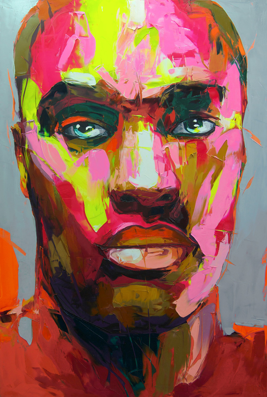 Françoise NIELLY - Painting - Wesley