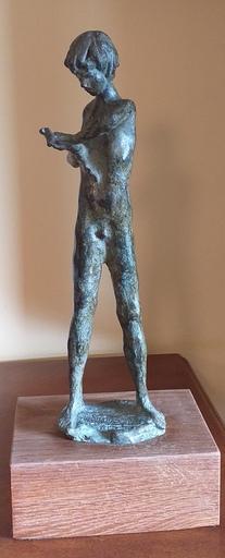 Augusto MURER - Sculpture-Volume - Figura