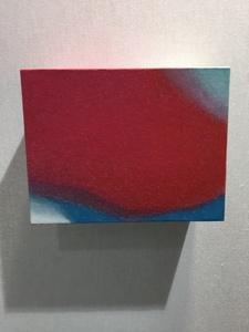 Fusako EKUNI - Sculpture-Volume - Into the Light - Cube 2