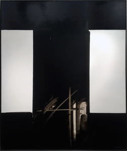André MARFAING - Painting - Mars 78-4