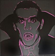Andy WARHOL - Estampe-Multiple - Dracula
