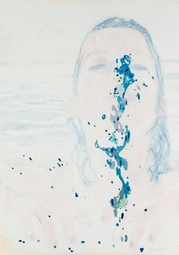 Werner BERGES - Drawing-Watercolor - watercoolen