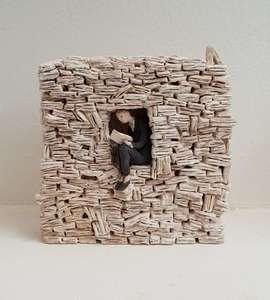 Pino DEODATO - Sculpture-Volume - Pensatoio