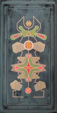 Enrique Rodriguez GUZPENA - Pintura - Párpados del abismo