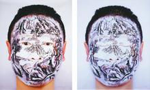 HUANG Yan - Photography - Face tattoo