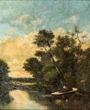 Jules DUPRÉ - Painting