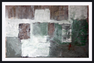Zurab GIKASHVILI - Pintura - Composition