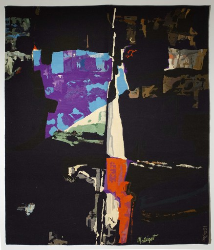 Mathieu MATÉGOT - Tapestry - Apollo