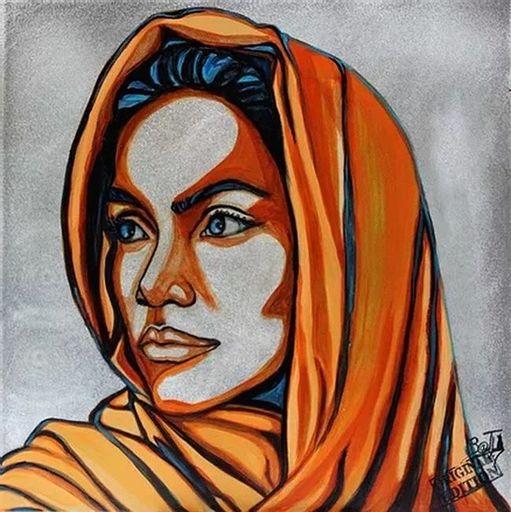 BATLI - Painting - Indie