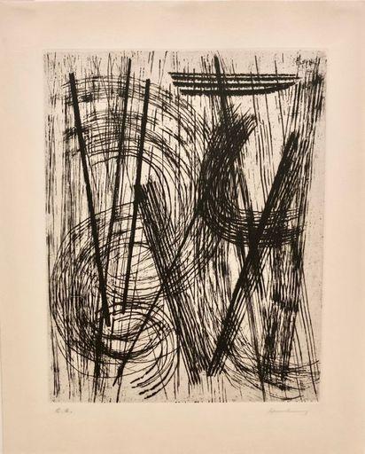 Hans HARTUNG - Print-Multiple - R15