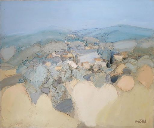 Roger MÜHL - Painting - Provence