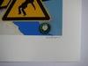 Peter KLASEN - 版画 - SÉRIGRAPHIE SIGNÉE AU CRAYON NUM30 HANDSIGNED SILKSCREEN