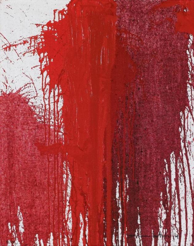 Hermann NITSCH - Print-Multiple - Rot
