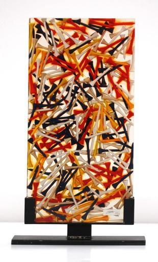 Fernandez ARMAN - Escultura - Golf tees