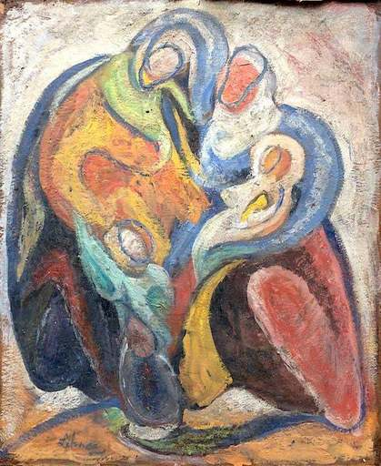 Irving LEHMAN - Pintura