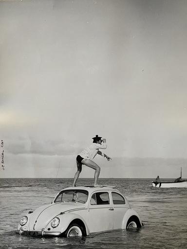 Jean-Pierre RONZEL - Photo - La coccinelle et le marin