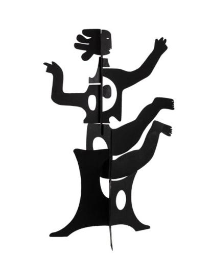 Antonine DE SAINT-PIERRE - Sculpture-Volume - Eva