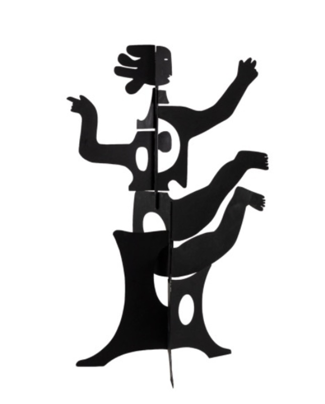 Antonine DE SAINT-PIERRE - Sculpture-Volume - Eva (grande)