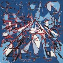 Claude VENARD - Peinture - La régate