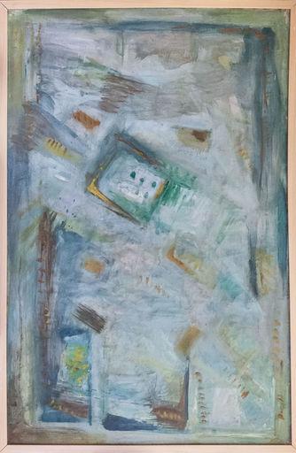 Pinchas ABRAMOVICH - Pintura - Composition