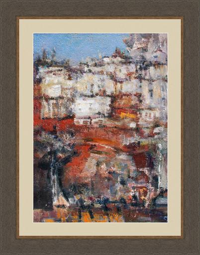 Levan URUSHADZE - Gemälde - Alfama. Lisbon